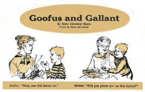 more goofus and gallant