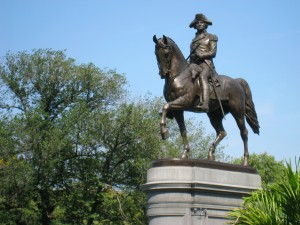 George_Washington_statue_by_Thomas_Ball,_Boston